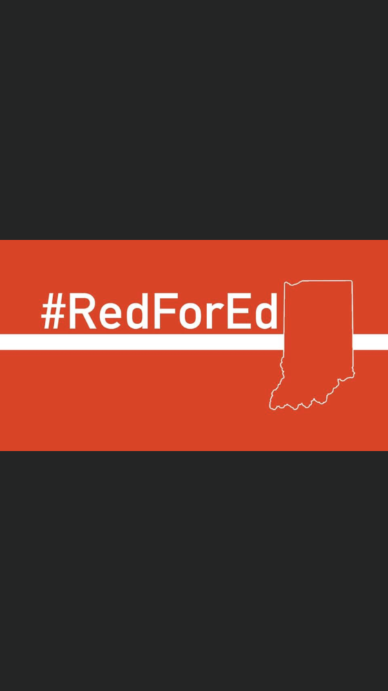 Go Red For Education!