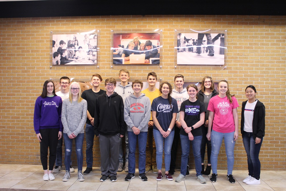 High School Students Compete in Academic Super Bowl