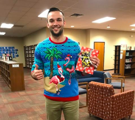 Ugly Sweater Winner!