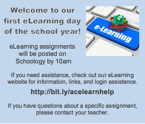 First eLearning Day