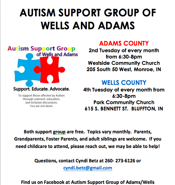 Autism Support Group