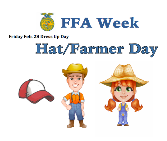 Hat and Farmer Day