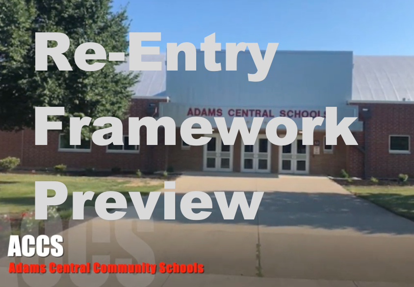 Re-entry Framework Video